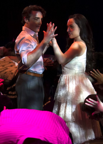 the concept of arranged marriage in west side story a book by arthur laurents Free essay on romeo and juliet comparisson to west side story  the words of arthur laurents for the script and book  versions of romeo and juliet by.