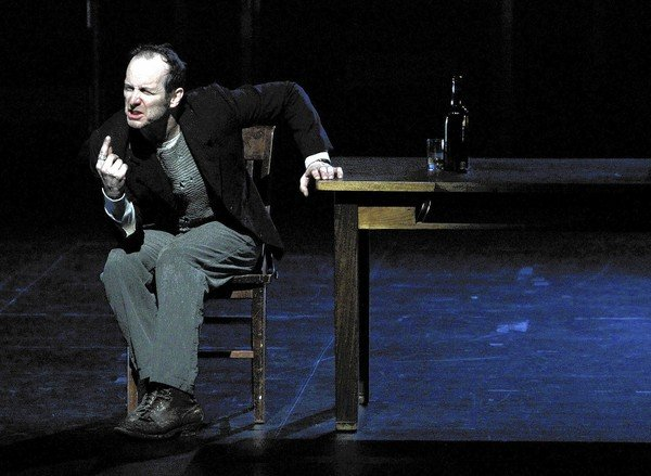 Review: A poet embedded among troops lives to tell 'An Iliad'