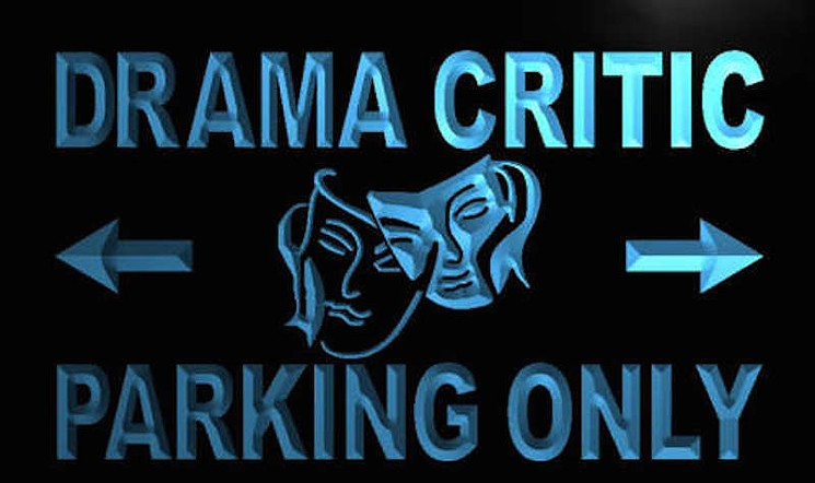 drama_critic_parking_only_neon_light_sign