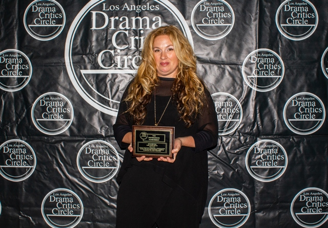 Molly Smith Metzler, Writing award winner for Cry It Out at Echo Theater Company